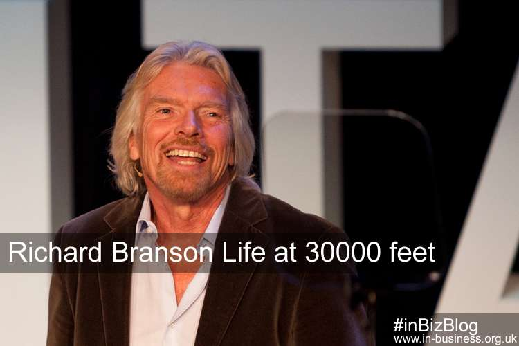 Achievements of Richard Branson